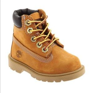 Toddler Timberland boots size 5c